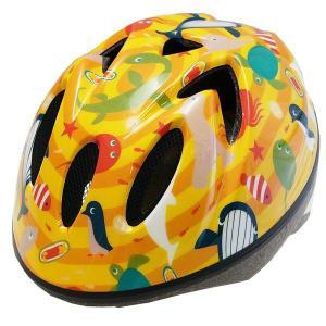 【即日発送】TETE スプラッシュハート ☆オーシャンパーク イエロー☆  幼児・子供用ヘルメット軽量モデル!|bicycleshop-gois