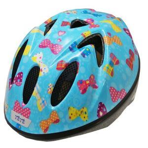 【即日発送】TETE スプラッシュハート ☆リボン☆  幼児・子供用ヘルメット軽量モデル!|bicycleshop-gois