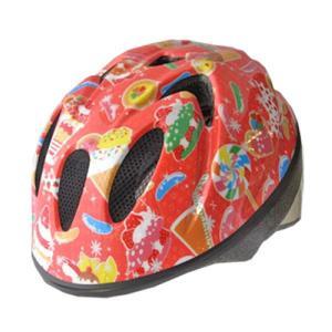 【即日発送】TETE スプラッシュハート ☆スウィーツ ピンク☆  幼児・子供用ヘルメット軽量モデル!|bicycleshop-gois