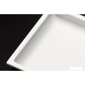 50個入 BIDOOR(ビドー)  PS-41 量産ステンチリ角 穴無 コートホワイト サイズ大 【即納】|bidoorpal|04