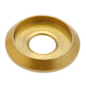 2個入 FROG(K9)  ウッドO型ハンドル用座金 サテンゴールド ‐|bidoorpal