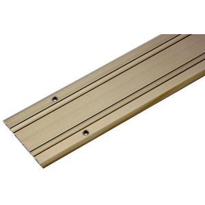 PALTECH(パルテック)  パルフラットレール (アルミ)AMW36型 UB 1830mm(36型) (品番 AMW3618-UB)|bidoorpal