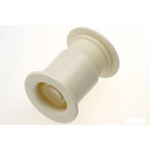 20組入 BIDOOR(ビドー)  VP-10 丸型MINI明かり窓 アイボリー ‐(特売)|bidoorpal|02