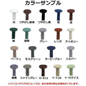 河南製鋲(カナン)  カラーステンレス プラシートロール釘 ななめ連結 #15×32 (KPN-1532-PET) 白 (200本×2巻)|bidoorpal|03
