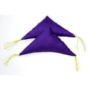 YAMAICHI(ヤマイチ)  YG-55 額用フトン 紫 小 (1組2個入) 20組入 bidoorpal