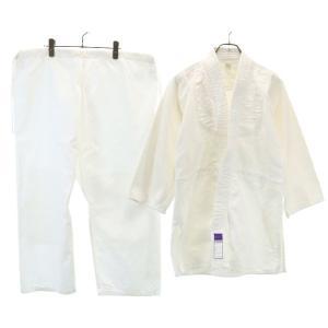 九櫻 柔道着 上下セット 3 KUSAKURA 初心 柔道衣 セットアップ 帯付き 白 メンズ 200409