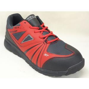 ダンロップ ダンロップ 安全靴 マグナムST305 【4E】 レッド 29cm(us12.5)L big-b|big-b