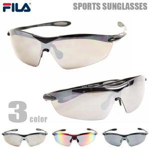 FILA フィラ サングラス メンズ レディース スポーツサングラス ランニング ジョギング 野球 SF 4006J 3カラー|big-market