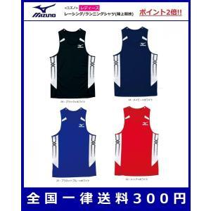 MIZUNO ミズノ 女性用ランニングシャツ/レーシングシャツ 51HW230 big-play