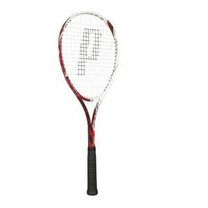 プリンス 軟式テニスラケット ツアーチームV 7E016|big-play