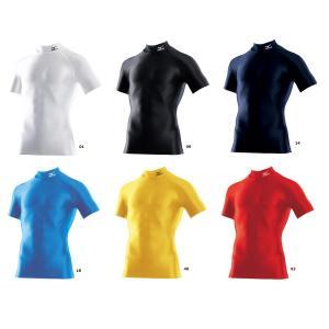 MIZUNO ミズノ インナーウェア バイオギアシャツ(ハイネック半袖) A60BS355|big-play