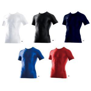 MIZUNO ミズノ インナーウェア バイオギアシャツ(丸首半袖) A60BS356|big-play