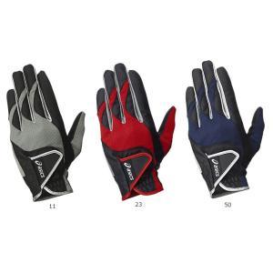 アシックス グラウンドゴルフ パワーグリップグローブ・手袋<男女兼用> GGG630 big-play