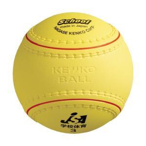 【KENKO ナガセケンコー】ソフトボール /ケンコー学校体育ソフトボール検定3号 (6個入り[1/2ダース] ) :KS12PUR big-play