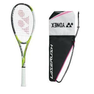 ヨネックス 軟式テニスラケット レザーラッシュ1S 中級・初級向け LR1S|big-play