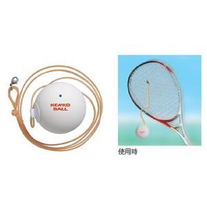 〔ケンコー〕ソフトテニス練習用具:ケンコーセルフボレー◆TSVV|big-play