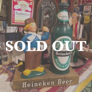 Heineken ハイネケン ビール  ヴィンテージサイン bigbear-usa