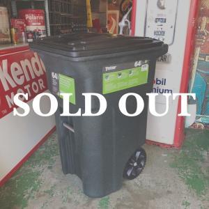 Toter ダストボックス ゴミ箱 大型 アメリカンサイズ 未使用品 bigbear-usa