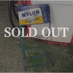 100% NYLON ロープ ヴィンテージ ミニラック|bigbear-usa
