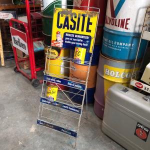 CASITE ヴィンテージ ディスプレイラック|bigbear-usa