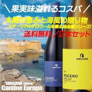 赤白ワインセット 送料無料 ロチェーノ2本セット750ml×2本 wineset|bigbossshibazaki