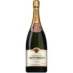 スパークリングワイン テタンジェ ブリュット レゼルヴ マグナムボトル 1500ml(1.5L) シャンパーニュ 正規品|bigbossshibazaki
