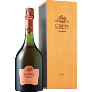 スパークリングワイン テタンジェ コント・ド・シャンパーニュ ロゼ 750ml シャンパーニュ 正規品|bigbossshibazaki