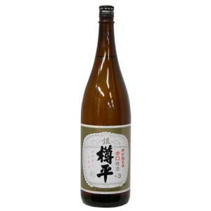 樽平 銀 特別純米酒 辛口 1.8L