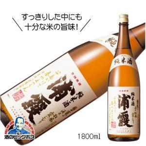 日本酒 日本酒 浦霞 純米酒 1800ml