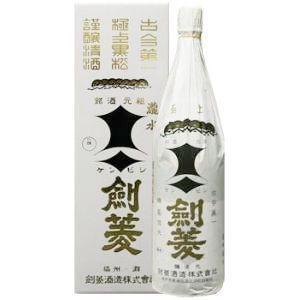 日本酒 日本酒 極上黒松剣菱 1.8L 『HSH』