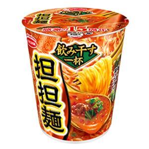 カップ麺 飲み干す一杯 担担麺 エースコック×1個