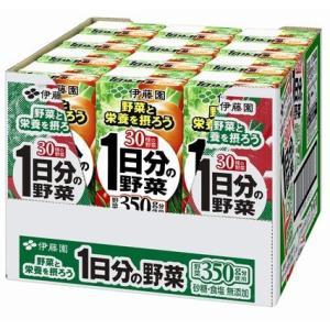 【6ケースまで1個口】伊藤園 1日分の野菜 紙パ...の商品画像