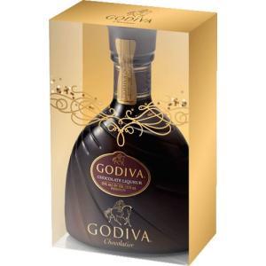 GODIVA(ゴディバ) チョコレートリキュール スペシャルBOX 15度 375ml|bigbossshibazaki