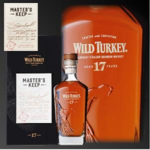 ワイルドターキー 17年 マスターズキープ 43度 750ml バーボン whisky|bigbossshibazaki