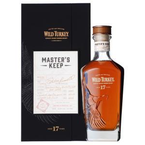 ワイルドターキー 17年 マスターズキープ 43度 750ml バーボン whisky|bigbossshibazaki|02