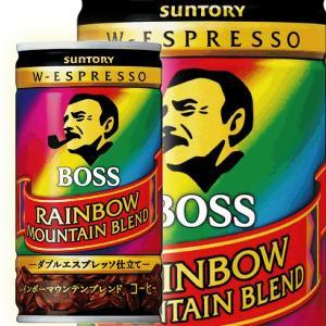サントリー ボス BOSS レインボーマウンテンブレンド 185g×30本(030)