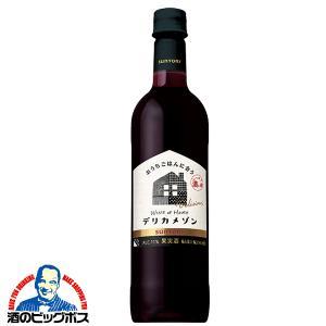 赤ワイン デリカメゾン 濃いめ 720ml ペットボトル wine|bigbossshibazaki
