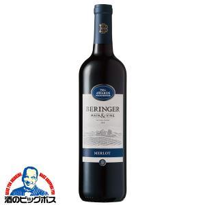 ワイン よりどり6本送料無料  ベリンジャー ヴィンヤーズ カリフォルニア・メルロー 750ml カ...