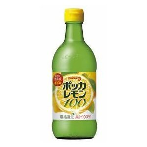 ポッカサッポロ ポッカレモン 100 450mlの関連商品9
