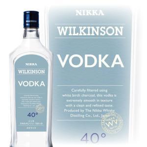 ウィルキンソン ウォッカ 40度 720ml 正規の商品画像|ナビ