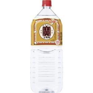 宝焼酎(タカラ) 25度 2Lエコペット 焼酎甲類