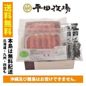 【冷凍】 ギフト 送料無料 平田牧場 JS-01 三元豚ロー...