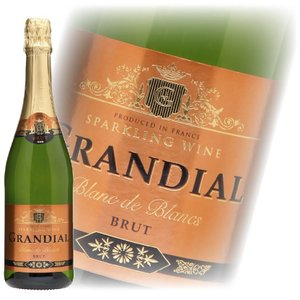 スパークリングワイン グランディアル ブリュット 750ml...