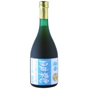 梅香 百年梅酒 すっぱい完熟にごり仕立て 720ml