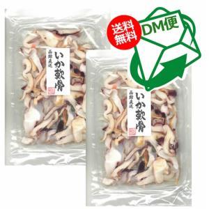 【DM便発送・送料無料】 函館直送 皮付き甘酢 いか軟骨 100g×2袋(002)|bigbossshibazaki