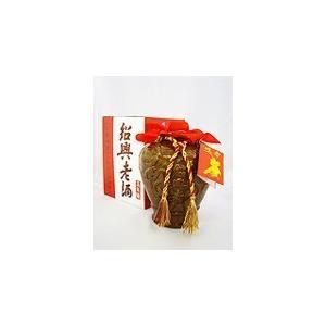 関帝 紹興加飯酒 壷 1625ml|bigbossshibazaki