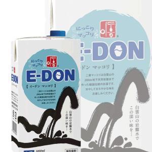 二東 マッコリ E-DON イードン 1000ml 紙パック 1L|bigbossshibazaki