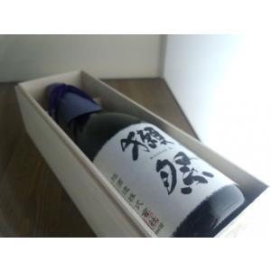獺日本酒 祭 純米大吟醸 磨き二割三分 720ml 木箱入 sake|bigbossshibazaki|03