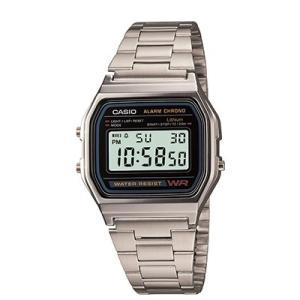 国内正規品 CASIO STANDARD カシオ スタンダード メンズ腕時計 A158WA-1JF|BIGBOYS