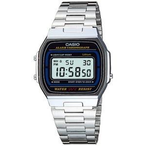 CASIO カシオ スタンダード メンズ腕時計 A164WA-1